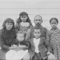Family of John Temple Collins, Group of Six 1899.jpg